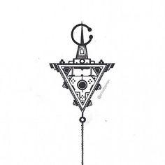 La fibule que vous retrouverez sur les carnets bientôt! Toute cette histoire de boutique en ligne commence à prendre forme im happyyyyyy Henna Tattoo Hand, Tattoo On, Design Tattoo, Tattoo Designs, Tatoo Rose, Berber Tattoo, Scandinavian Tattoo, Saved Tattoo, Moroccan Jewelry