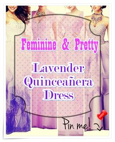 Quinceaneras aren't only historically significant, they provide young girls an opportunity to celebrate their heritage via fashion, beauty, intricate rituals. Lavender Quinceanera Dresses, Different Patterns, Feminine, Latin America, Celebrities, Pretty, Opportunity, Fashion Beauty, Kids