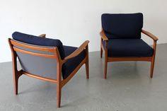Teak Sessel aus 2er Set   Made in Denmark   Danish Teakwood Easy Chair No 2 of 2