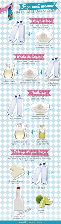 How to make home cleaning products Flylady, Personal Organizer, Hygiene, Green Cleaning, Natural Cleaning Products, Home Hacks, Organization Hacks, Getting Organized, Clean House