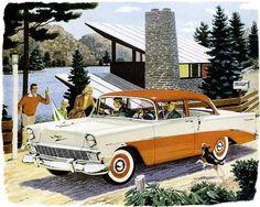 chevrolet 1956