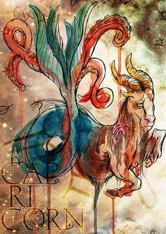 Capricorn by Krysten Newby
