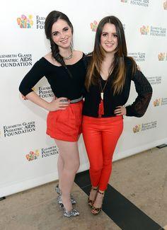 Laura Marano ✾ and Vanessa Marano ✾