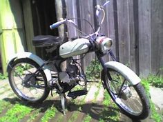 Vintage Motorcycles - 75 Pics | Curious, Funny Photos / Pictures