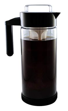 Cold Brew Iced Coffee Maker Premium Borosilicate Glass Dishwasher Safe for sale online Best Cold Brew Coffee, Making Cold Brew Coffee, How To Make Ice Coffee, Infusion Pitcher, Iced Coffee Maker, Coffee Coffee, Drip Coffee, Black Coffee, Making Iced Tea