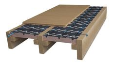 What is underfloor heating? Why use underfloor heating and what are the different types of systems, build ups and when are they best suited for use. Types Of Flooring, Diy Flooring, Flooring Options, Electric Underfloor Heating, Underfloor Heating Systems, Screed Floors, Radiant Heating System, Engineered Timber Flooring, Floor Insulation