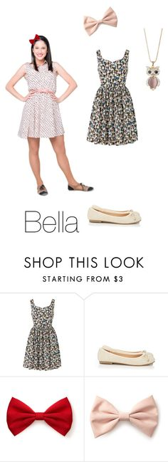 """Fran - Bella"" by films1lover ❤ liked on Polyvore featuring Disney, Orla Kiely, Wallis, Forever 21, women's clothing, women, female, woman, misses and juniors"