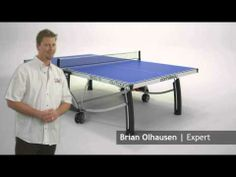 Table Tennis | Ping Pong Table | Cornilleau | Olhausen Gamerooms and Outdoors