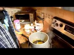 How to Make Rick Simpson's Medicinal Hemp Oil Safely - YouTube