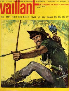 Cover for Vaillant (Éditions Vaillant, 1945 series) #1030