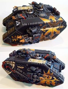 black legion land raider - Google Search