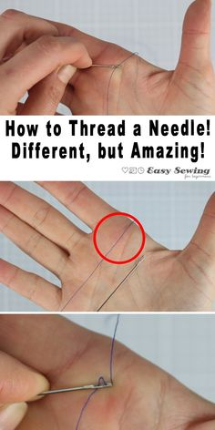 10 simple sewing hacks you should know. 10 simple sewing hacks you should know.Sewing hacks: How to sew a narrow hem with chiffon fabric / video sewing tutorialSewing hems on chiffon and other Easy Sewing Projects, Sewing Projects For Beginners, Knitting For Beginners, Sewing Hacks, Sewing Tutorials, Sewing Crafts, Sewing Tips, Basic Sewing, Sewing Ideas