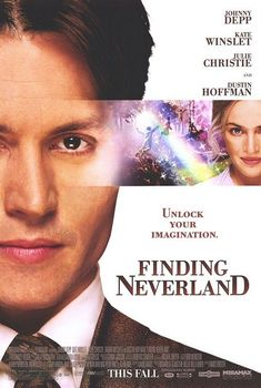 Finding Neverland....not a book, but a great movie