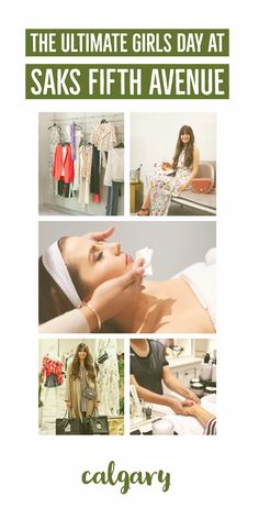 Fashionista and lifestyle guru Justine Celina Maguire walks you through the plush services you can enjoy at SAKS Fifth Avenue in Calgary. Fresh Makeup, Girl Sday, Special Occasion Outfits, Silk Floral Dress, Spa Services, Season Colors, Saks Fifth Avenue, Calgary, New Moms