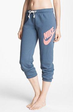 Nike 'Rally' Capri Sweatpants