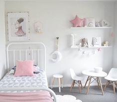 The design minimalist scandinavian kids bedroom via thedesignminimalist soft pink kids bedroom
