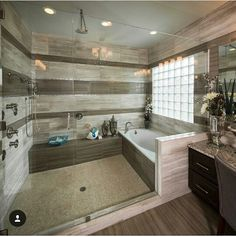 bathroom, master bathroom decor, bathroom some ideas, master bathroom renovation, bathroom decor som. Dream Bathrooms, Dream Rooms, Beautiful Bathrooms, Luxury Bathrooms, Master Bathrooms, Small Bathrooms, White Bathrooms, Bad Inspiration, Bathroom Inspiration