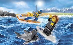 LEGO® City Coast Guard 60011 Surfer Rescue