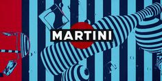 Martini Marks its Return to Formula 1 with an Extra Cool Campaign! Wine Design, Formula 1, Martini, Campaign, Advertising, Cool Stuff, Beer, Posters, Graphics