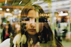 "antropomorfisme: "" Departure day Double exposure 35mm, November 2015, London Instagram - Flickr """