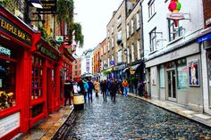 Dublin – the nomads project