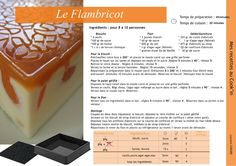 Le Flambricot Cheesecakes, Panna Cotta, Laurent, Fruit, Cooking, Tutu, Recipes, Food, Cooking Food