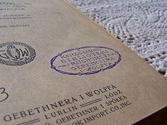 Setna strona - blog literacki: Proweniencja książki