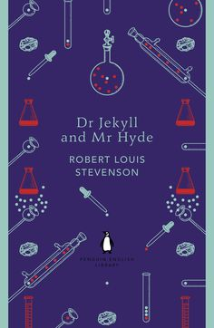 Dr Jekyll and Mr Hyde by Robert Louis Stevenson, now part of our Penguin English Library of Classics.