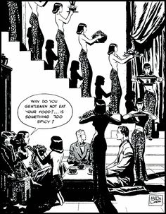 By Milton Caniff