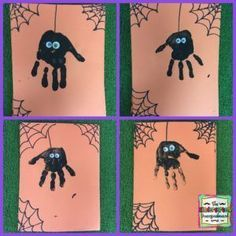 Halloween Arts And Crafts, Halloween Crafts For Toddlers, Halloween Tags, Theme Halloween, Halloween Projects, Fall Halloween, Halloween Witches, Halloween Pictures, Halloween Horror