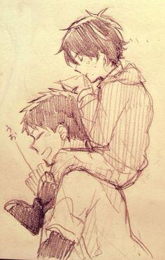 Obi and Ryuu