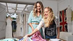 Byron Bay leads cultural rebirth as fashion labels like Gypsy and Spell Collective boom in surfside hippie culture | DailyTelegraph