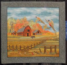It's Pumpkin Time ! Feathers and Farm by Joanne Baerth