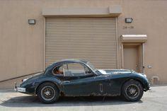 1957 Jaguar XK140 MC -