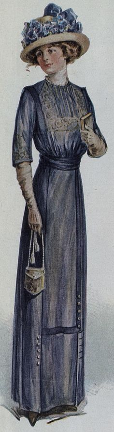 Dresses   Fashion a Hundred Years Ago   Page 7