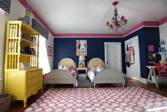 Kid's Room Contest Winner Is. . .