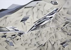 Gallery of The Creative Process of Zaha Hadid, As Revealed Through Her Paintings - 2