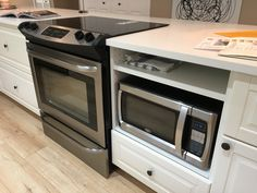 Kitchen Island With Slide In Stove stove covers for counter space |  concrete countertops the