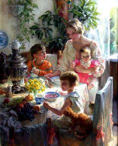 .Russian Art