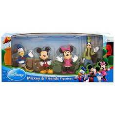 Mickey Mouse Figurines. $12.99
