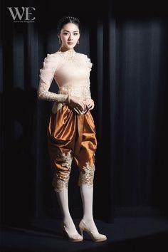 Traditional Thai Fashion - Rama V era [Cosily by Apirassak]