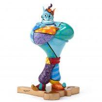 Disney Britto Genie From Aladdin Figurine - Large