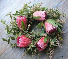Anzac day wreath by RANE flowers Flower Wreaths, Floral Wreath, Anzac Day, Nativity, Succulents, Flowers, Plants, Home Decor, Flower Crowns