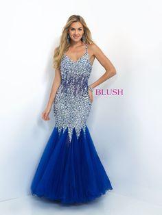 Blush Prom 9702 Sapphire