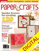Paper Crafts January/February 2010 Digital Issue