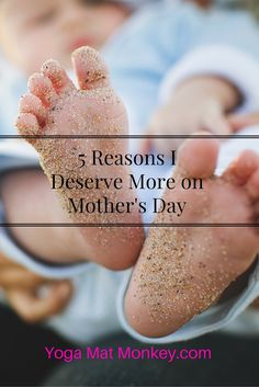 5 Reasons I demand more than a Hallmark card and box of candy on Mother's Day (a sarcastic post moms will love).