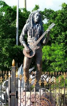 Kingston, Jamaica #BobMarley #legend #travel