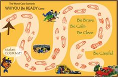"Strong Armor: Cub Scouts - Bears Achievement 11 ""Be Ready"""