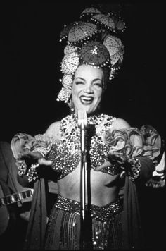 Carmen Miranda Hooray For Hollywood, Golden Age Of Hollywood, Vintage Hollywood, Classic Hollywood, Carmen Miranda, Helen Rose, Hollywood Costume, Liza Minnelli, Brazilian Girls