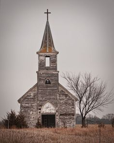 I don't know how many times I've driven by this beautiful old church.